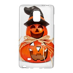 Funny Halloween Pumpkins Galaxy Note Edge by gothicandhalloweenstore