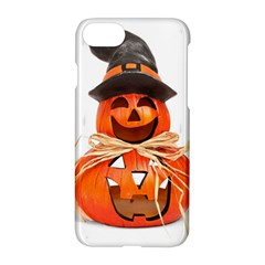Funny Halloween Pumpkins Apple Iphone 7 Hardshell Case by gothicandhalloweenstore
