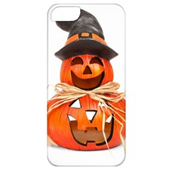 Funny Halloween Pumpkins Apple Iphone 5 Classic Hardshell Case by gothicandhalloweenstore