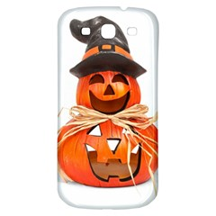 Funny Halloween Pumpkins Samsung Galaxy S3 S Iii Classic Hardshell Back Case by gothicandhalloweenstore