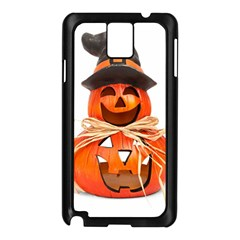 Funny Halloween Pumpkins Samsung Galaxy Note 3 N9005 Case (black) by gothicandhalloweenstore