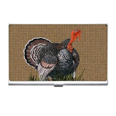 Thanksgiving Turkey Business Card Holders by Valentinaart
