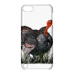 Thanksgiving Turkey Apple Ipod Touch 5 Hardshell Case With Stand by Valentinaart