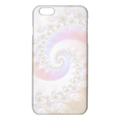 Mother Of Pearls Luxurious Fractal Spiral Necklace Iphone 6 Plus/6s Plus Tpu Case by beautifulfractals
