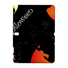Castil Witch Hlloween Sinister Night Home Bats Galaxy Note 1 by Alisyart