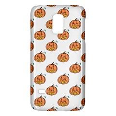 Face Mask Ghost Halloween Pumpkin Pattern Galaxy S5 Mini by Alisyart