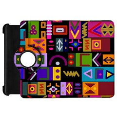 Abstract A Colorful Modern Illustration Kindle Fire Hd 7  by Celenk