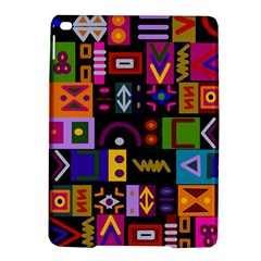Abstract A Colorful Modern Illustration Ipad Air 2 Hardshell Cases by Celenk