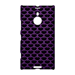 Scales3 Black Marble & Purple Denim (r) Nokia Lumia 1520 by trendistuff