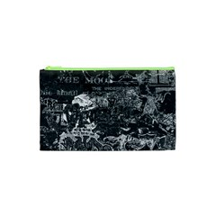 Graffiti Cosmetic Bag (xs) by ValentinaDesign