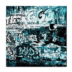 Graffiti Tile Coasters by ValentinaDesign