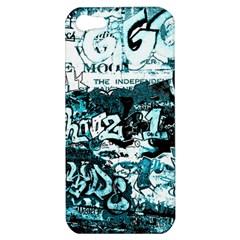 Graffiti Apple Iphone 5 Hardshell Case by ValentinaDesign