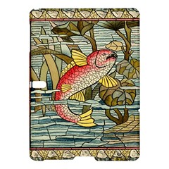 Fish Underwater Cubism Mosaic Samsung Galaxy Tab S (10 5 ) Hardshell Case  by Celenk