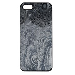 Abstract Art Decoration Design Apple Iphone 5 Seamless Case (black) by Celenk