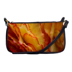 Flowers Leaves Leaf Floral Summer Shoulder Clutch Bags by Celenk