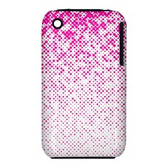 Halftone Dot Background Pattern Iphone 3s/3gs by Celenk