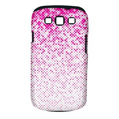 Halftone Dot Background Pattern Samsung Galaxy S Iii Classic Hardshell Case (pc+silicone) by Celenk