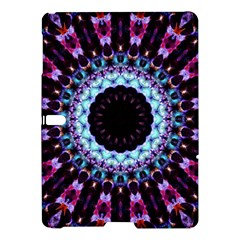 Kaleidoscope Shape Abstract Design Samsung Galaxy Tab S (10 5 ) Hardshell Case  by Celenk