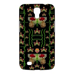 Roses In The Soft Hands Makes A Smile Pop Art Samsung Galaxy Mega 6 3  I9200 Hardshell Case by pepitasart