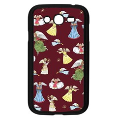 Christmas Angels  Samsung Galaxy Grand Duos I9082 Case (black) by Valentinaart