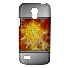 Christmas Candles Christmas Card Galaxy S4 Mini by Celenk