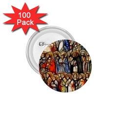 All Saints Christian Holy Faith 1 75  Buttons (100 Pack)  by Celenk