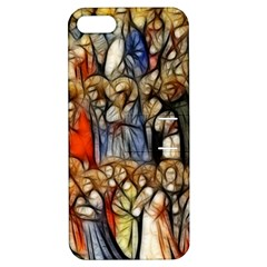 All Saints Christian Holy Faith Apple Iphone 5 Hardshell Case With Stand by Celenk