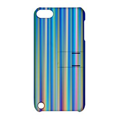 Colorful Color Arrangement Apple Ipod Touch 5 Hardshell Case With Stand by Celenk