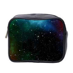 Galaxy Space Universe Astronautics Mini Toiletries Bag 2 Side by Celenk