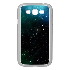 Galaxy Space Universe Astronautics Samsung Galaxy Grand Duos I9082 Case (white) by Celenk
