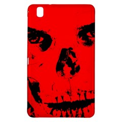 Halloween Face Horror Body Bone Samsung Galaxy Tab Pro 8 4 Hardshell Case by Celenk
