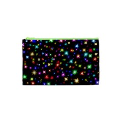Fireworks Rocket New Year S Day Cosmetic Bag (xs) by Celenk