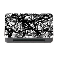Neurons Brain Cells Brain Structure Memory Card Reader With Cf by Celenk
