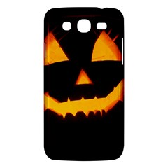Pumpkin Helloween Face Autumn Samsung Galaxy Mega 5 8 I9152 Hardshell Case  by Celenk