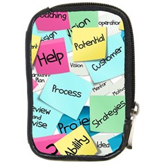 Stickies Post It List Business Compact Camera Cases by Celenk