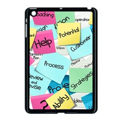 Stickies Post It List Business Apple Ipad Mini Case (black) by Celenk