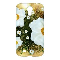 Summer Anemone Sylvestris Samsung Galaxy S4 I9500/i9505 Hardshell Case by Celenk
