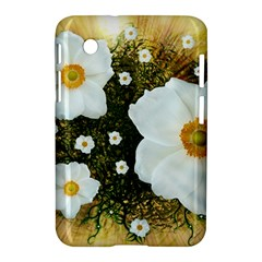 Summer Anemone Sylvestris Samsung Galaxy Tab 2 (7 ) P3100 Hardshell Case  by Celenk