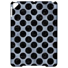 Circles2 Black Marble & Silver Paint Apple Ipad Pro 9 7   Hardshell Case by trendistuff