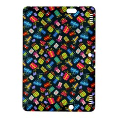 Christmas Pattern Kindle Fire Hdx 8 9  Hardshell Case by tarastyle
