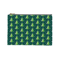 Christmas Pattern Cosmetic Bag (large)  by tarastyle
