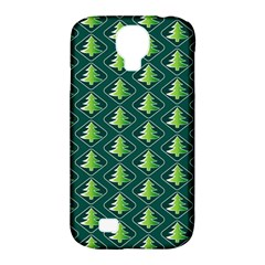 Christmas Pattern Samsung Galaxy S4 Classic Hardshell Case (pc+silicone) by tarastyle