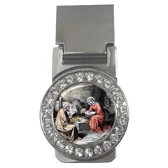 The Birth Of Christ Money Clips (cz)  by Valentinaart