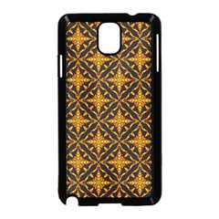 Christmas Pattern Samsung Galaxy Note 3 Neo Hardshell Case (black) by tarastyle