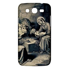 The Birth Of Christ Samsung Galaxy Mega 5 8 I9152 Hardshell Case  by Valentinaart