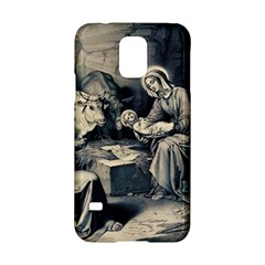 The Birth Of Christ Samsung Galaxy S5 Hardshell Case  by Valentinaart