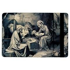 The Birth Of Christ Ipad Air Flip by Valentinaart