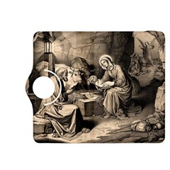 The Birth Of Christ Kindle Fire Hdx 8 9  Flip 360 Case by Valentinaart
