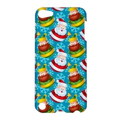 Christmas Pattern Apple Ipod Touch 5 Hardshell Case by tarastyle