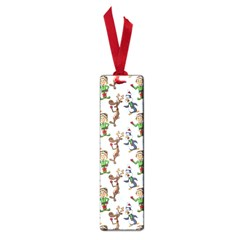 Christmas Pattern Small Book Marks by tarastyle